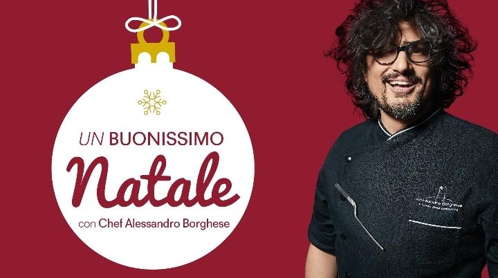 Un Buonissimo Natale con Chef Alessandro Borg