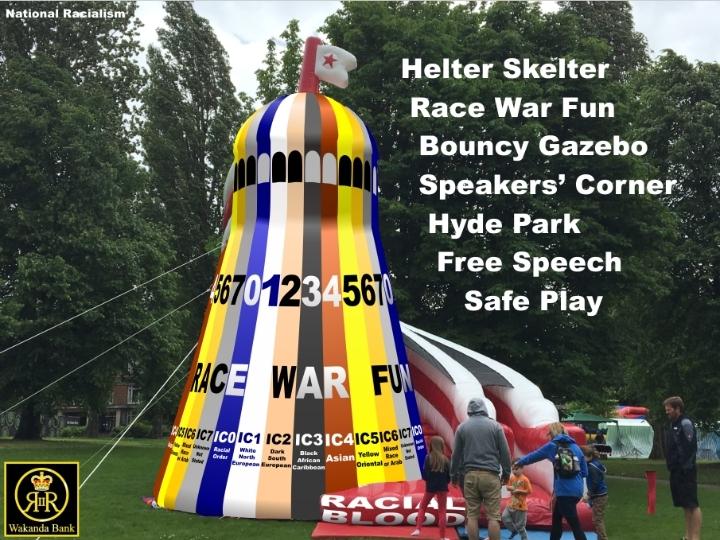 HELTER SKELTER RACE WAR FUN