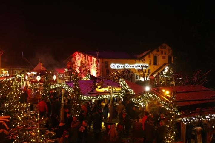 13. Nostalgischer Weihnachtsmarkt im romantis