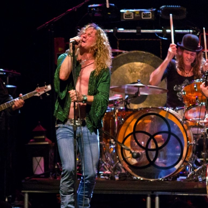 KASHMIR THE LIVE LED ZEPPELIN SHOW