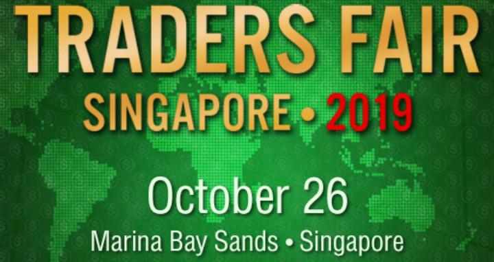 Traders Fair 2019 - Singapore (Financial Education Event)
