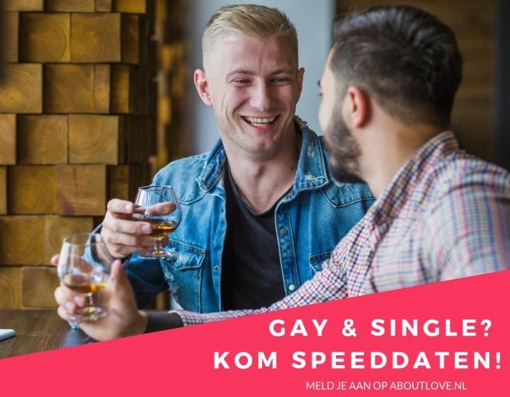 Gay Speeddate Amsterdam | About Love