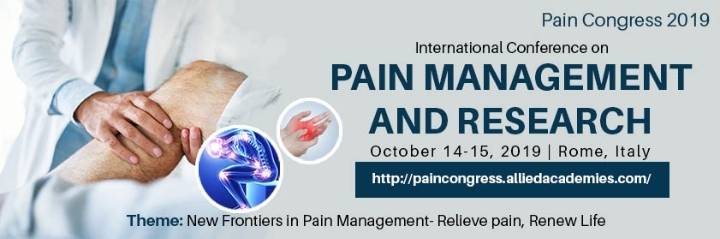 International Conference on Pain Management a