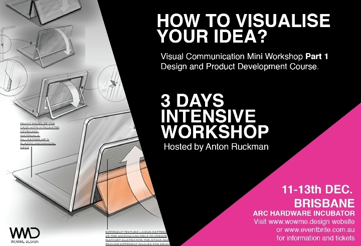 How to Draw,Sketch and visualise your idea