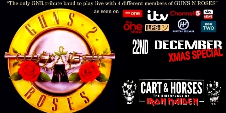 Guns 2 Roses (Guns and Roses Tribute)