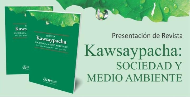 Presentación | Revista Kawsaypacha: Sociedad y Medio Ambiente