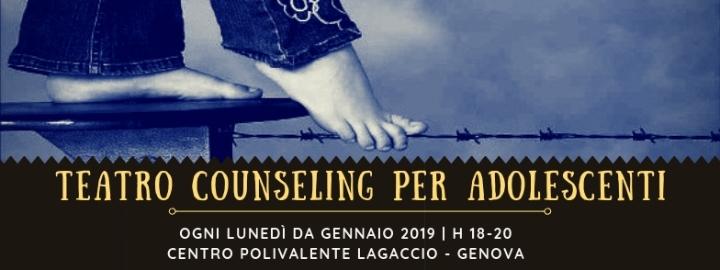 Teatro Counseling per Adolescenti