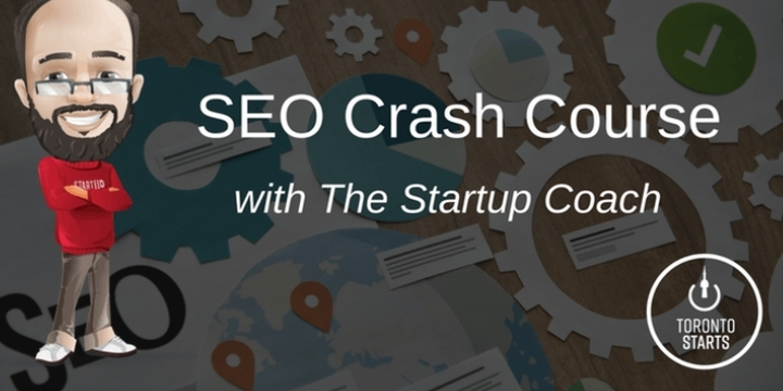 SEO Crash Course with The Startup Coach