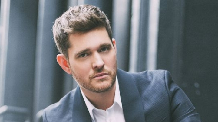 Michael Buble at Valley View Casino Center, San Diego, CA