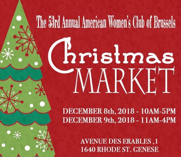 American Christmas Market