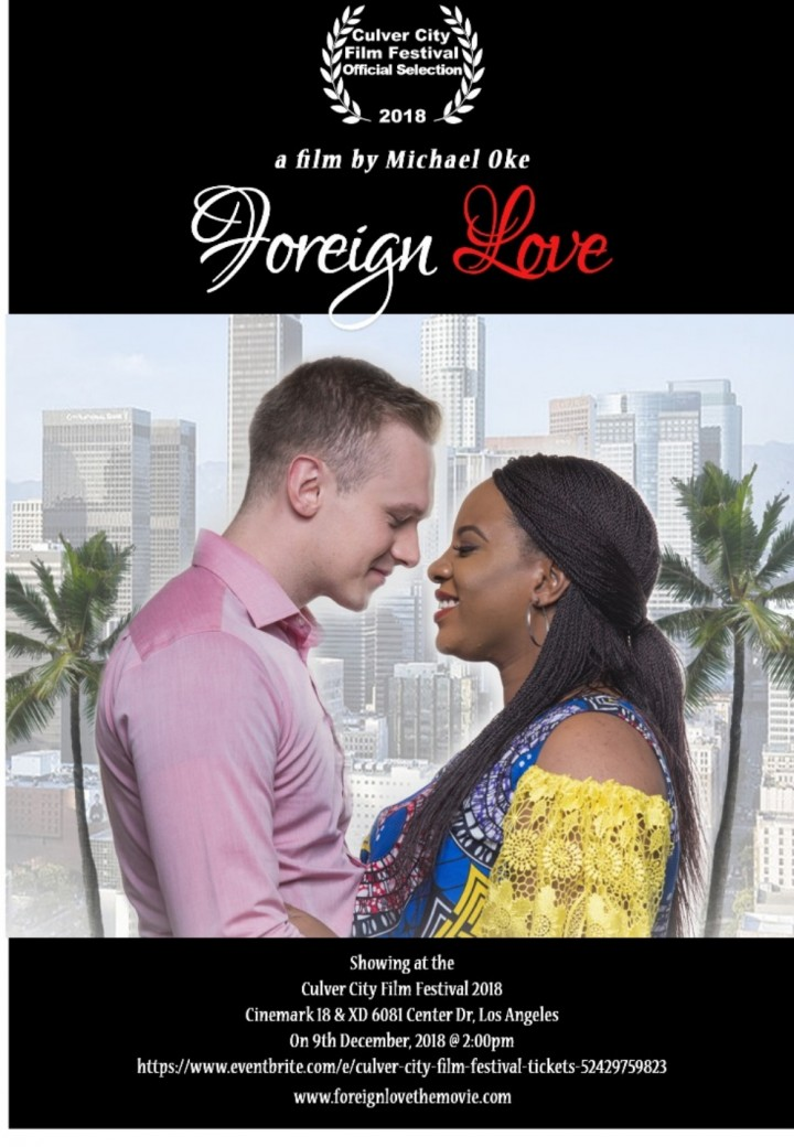Foreign Love Movie Screening
