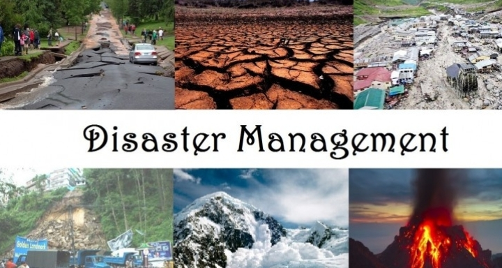 TRAINING COURSE ON GIS FOR DISASTER RISK MANA