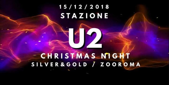 U2 Night Christmas