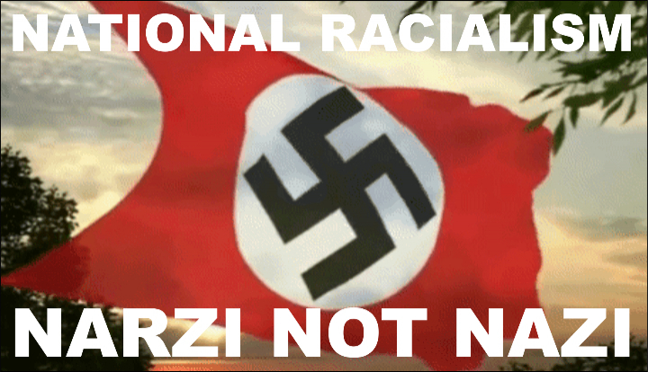 NEW NARZI NOT NAZI PARTY – RISE TO POWER 2033