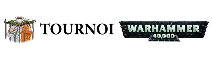 Tournoi Warhammer 40k en double 2000pts