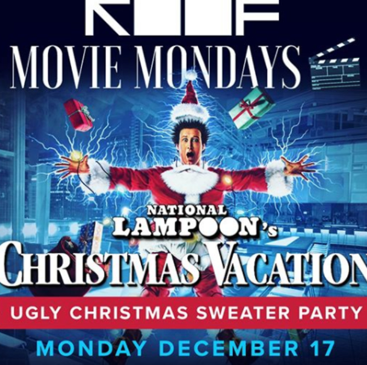 Roof On Thewit Hosts National Lampoons Christmas Vacation Screening