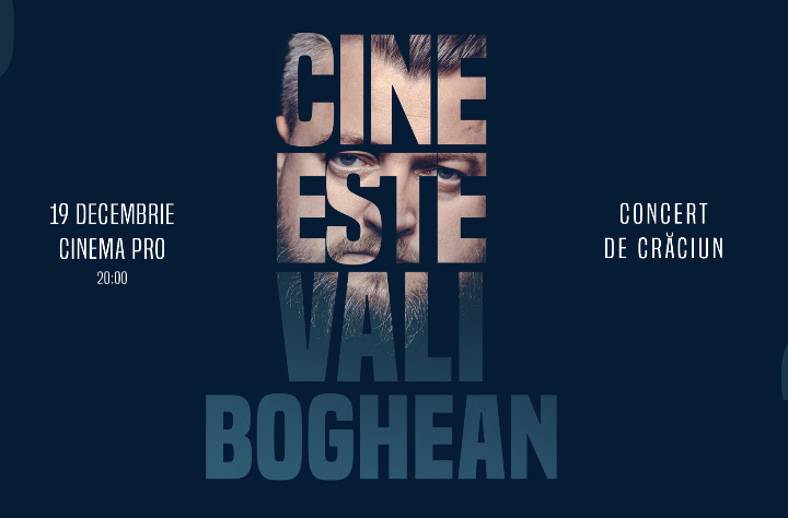 Cine este Vali Boghean?