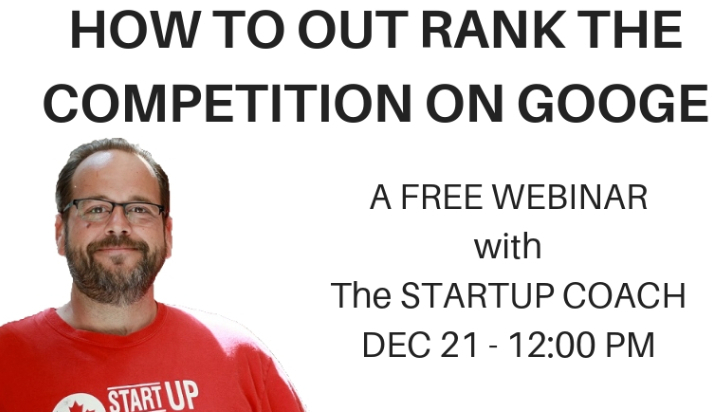 Webinar - How To Out Rank The Competition on
