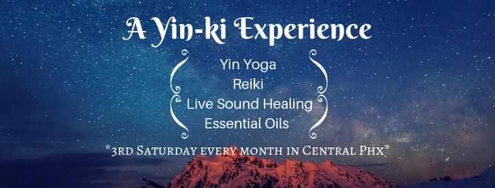 A Yin-Ki Experience @ Space Wellness Phoenix