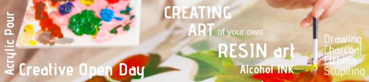 Creating Art - Sunday 21st Apr 10:00am