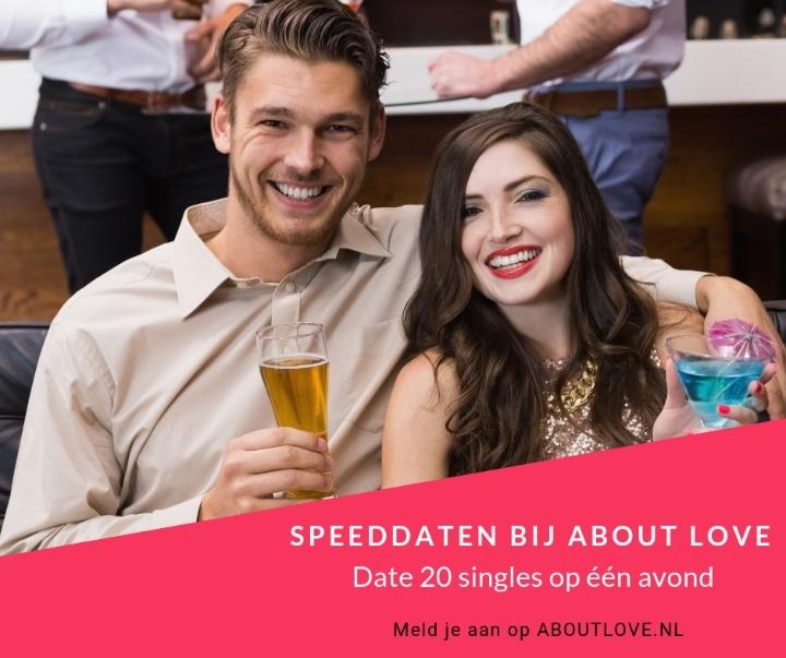 Speeddaten in Rotterdam | 25-38 jaar