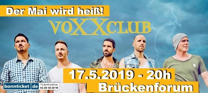 voXXclub - Donnawedda - Tour 2019