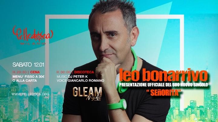 """Special Event: Presentazione """"SEÑORITA"""" il nuovo singolo di Leo Bonarrivo!"""