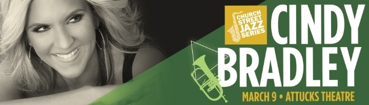 Church Street Jazz Series- Cindy Bradley Live