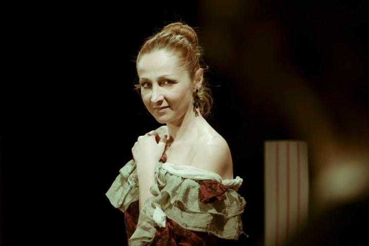 Madame Bovary: a Calcinato l'emozione è di sc