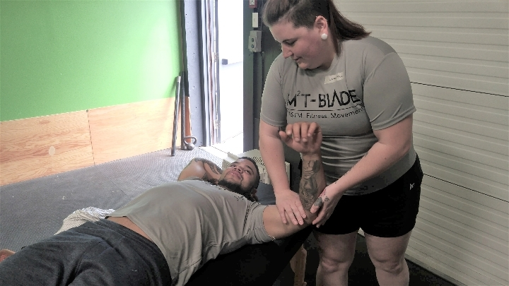 Functional Approach to IASTM and Kinesiology Taping L1