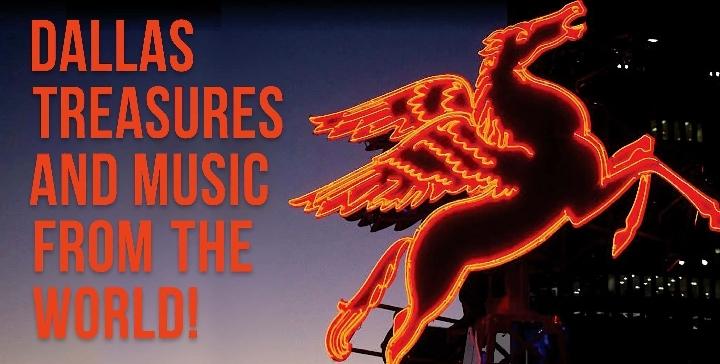 """Irving Symphony presents """"Dallas Treasures an"""