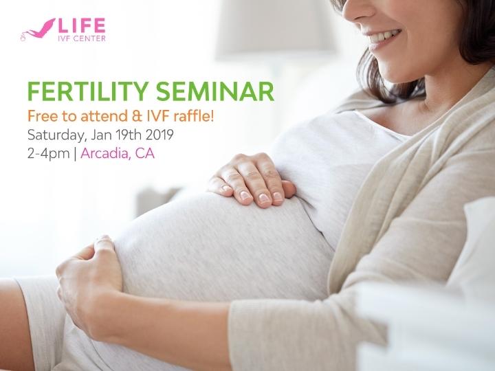 Free Fertility Seminar and IVF Raffle