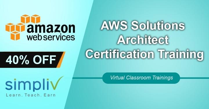 AWS Solutions Architect Certification Trainin
