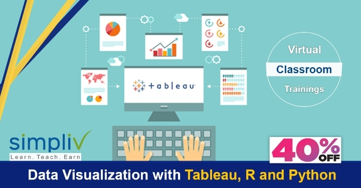 Data Visualization with Tableau, R and Python