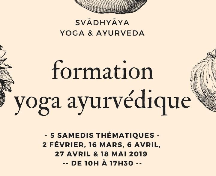 Formation en Yoga Ayurvédique