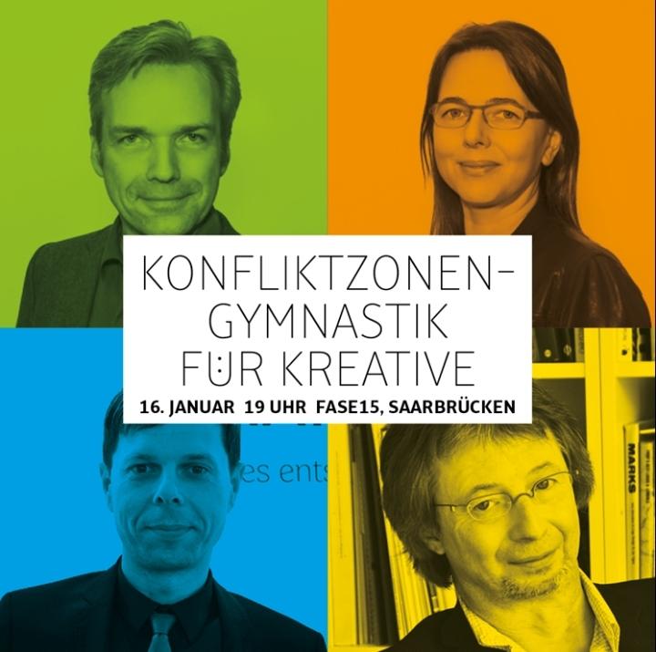 Talk am Kamin - Konfliktzonengymnastik für Kr