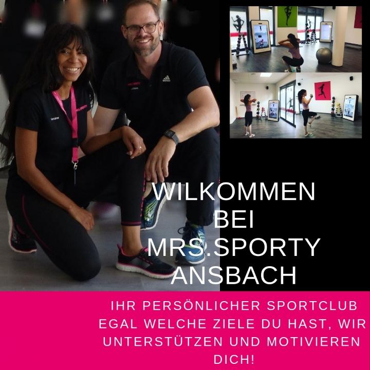 Mrs.Sporty Ansbach TAG DER OFFENEN TÜR