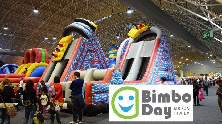 BimboDay – Un mondo di gonfiabili