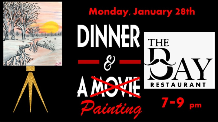 Dinner and a Painting