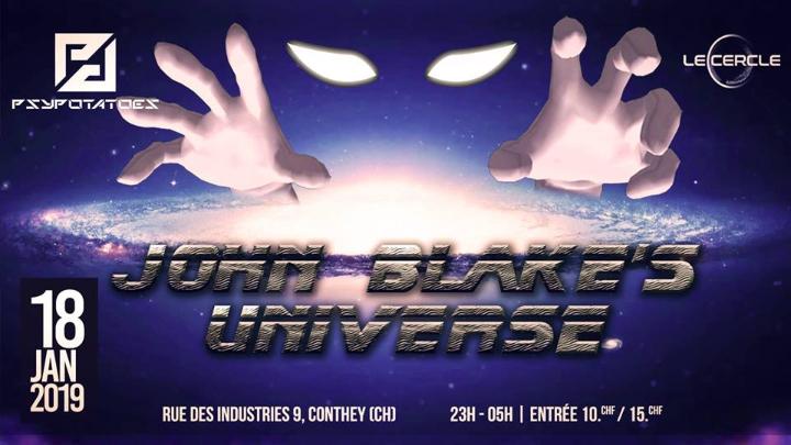Psypotatoes - John Blake's Universe