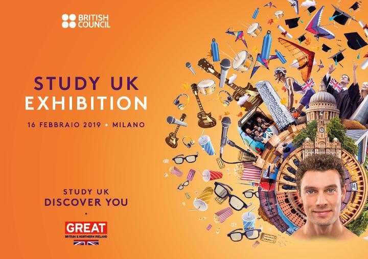 British Council Study UK Fair, Milano