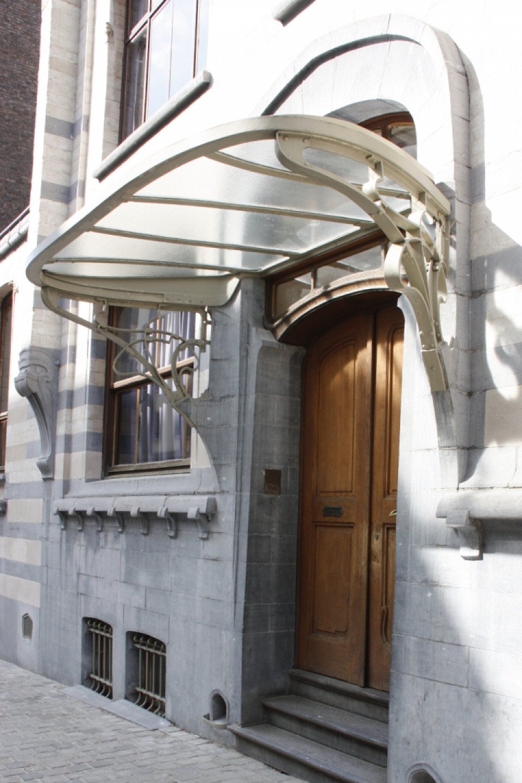 Visite guidée Les Marolles et l'Art nouveau