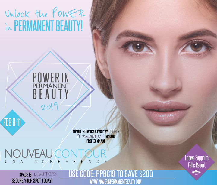 Power In Permanent Beauty Conference 2019
