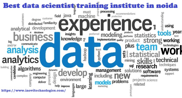 Best data scientist training institute in noi