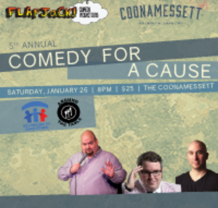 5th Comedy for a Cause