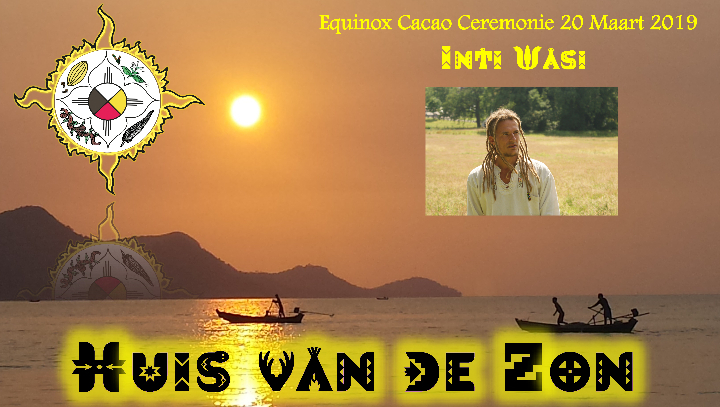 Cacao Ceremonie door Inti Wasi + Adem Workshop door Tamara Groen + Sound Healing door Youri Castricum.