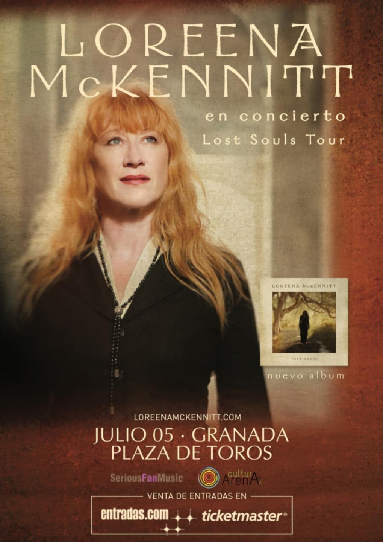 Loreena McKennitt en concierto