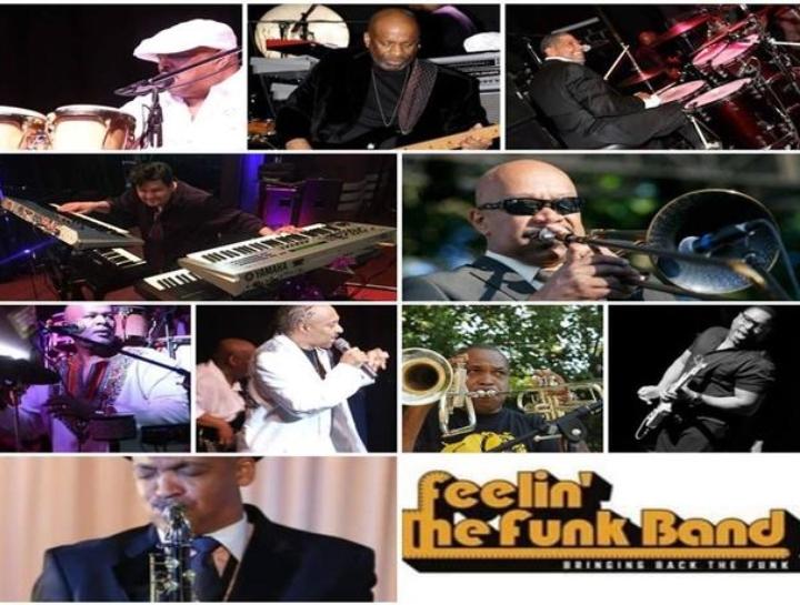 Feelin' The Funk Band