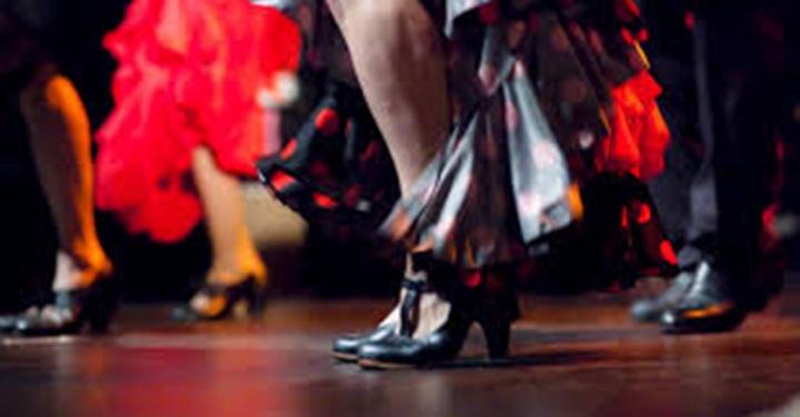 Stages Flamenco Principianti Assoluti ad Ostia con Silvia Di Sabatino