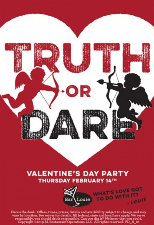 Valentine's Night Party